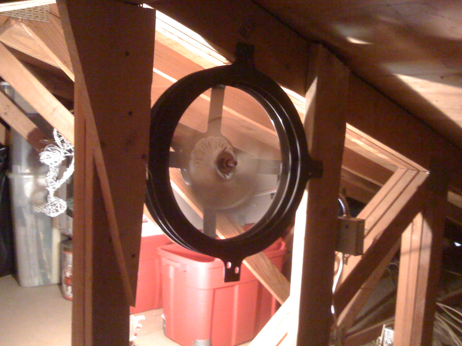 Wind Powered Attic Ventilation : Attic venting science and solutions horizon energy